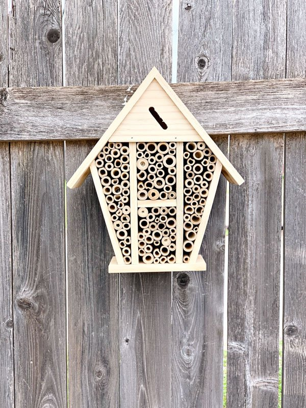 Improve Your Garden Insect House
