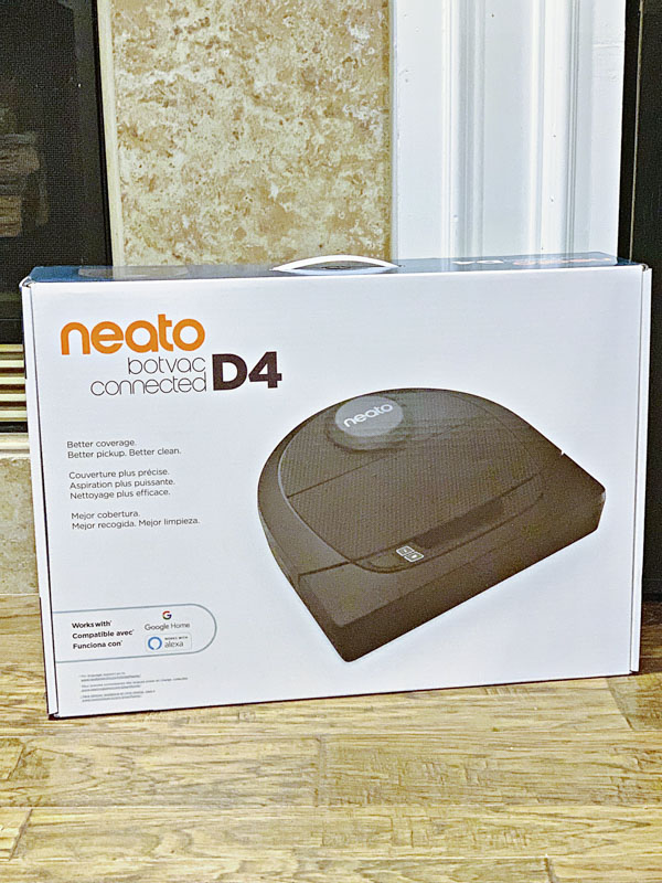 Neato Botvac Box