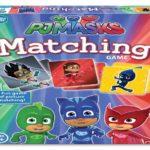 pj masks matching game