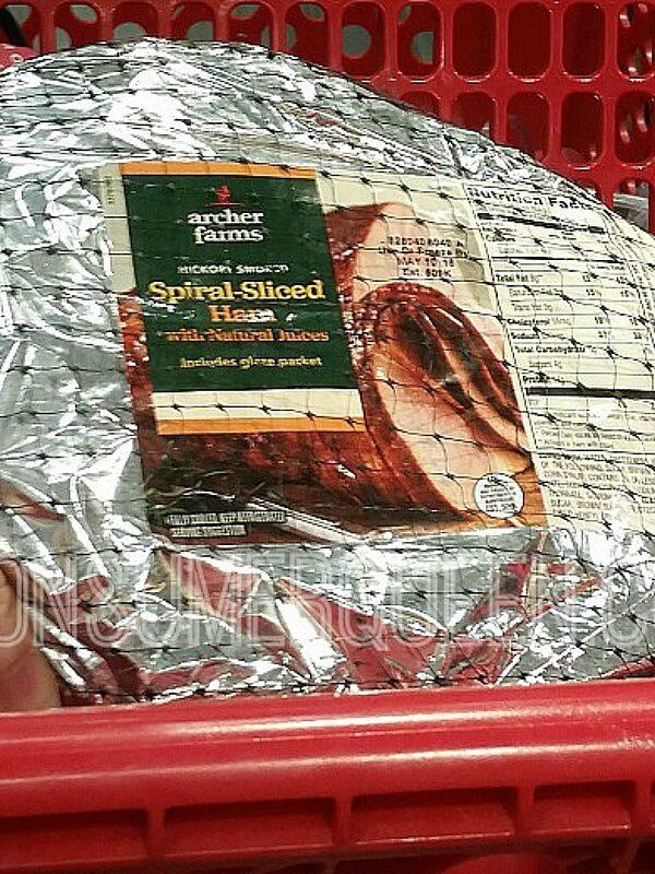 Archer Farms Spiral Ham 50% Off at Target