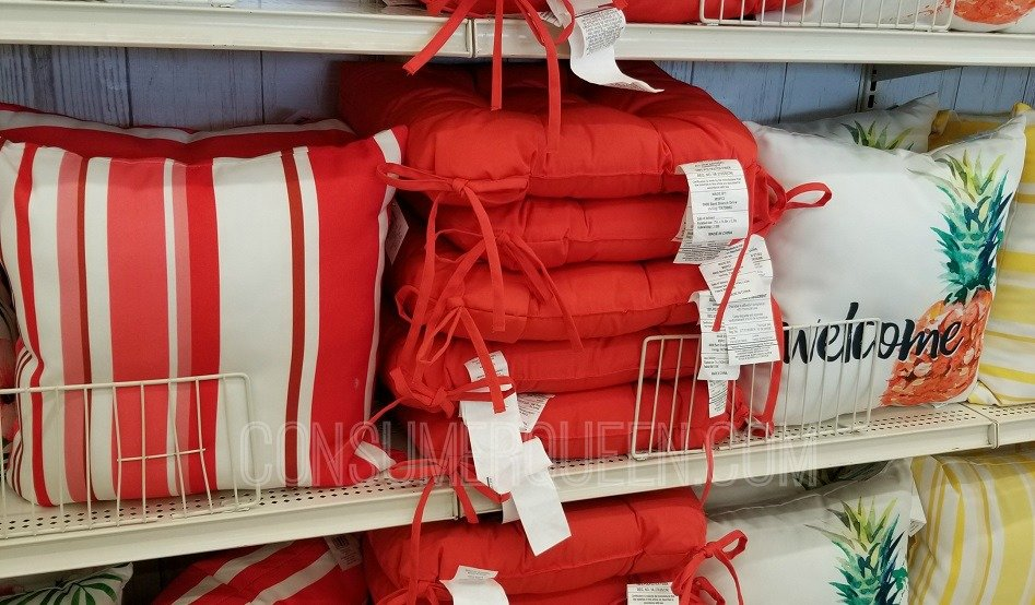 Decorative Outdoor Pillows 50% Off + More at Michaels