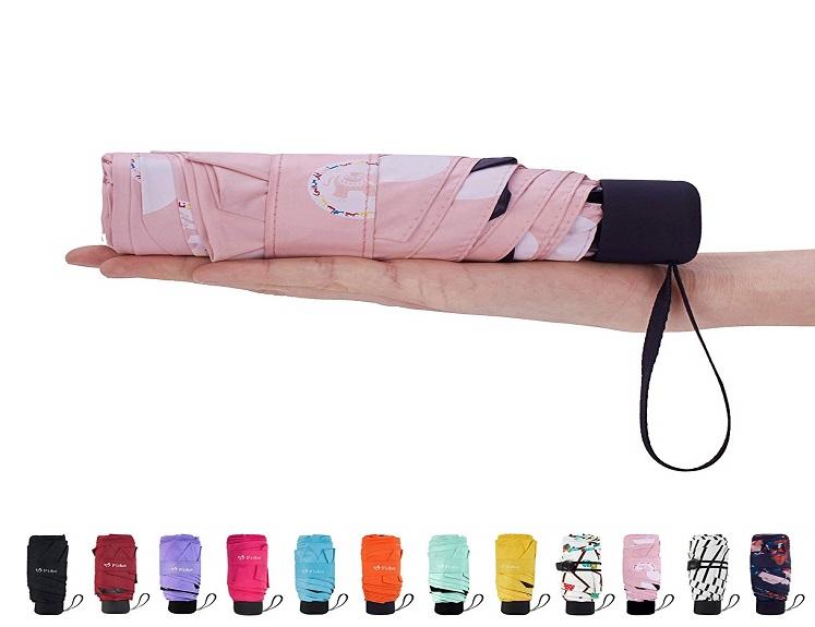 Fidus Mini Compact Umbrella Just $14.99 on Amazon!