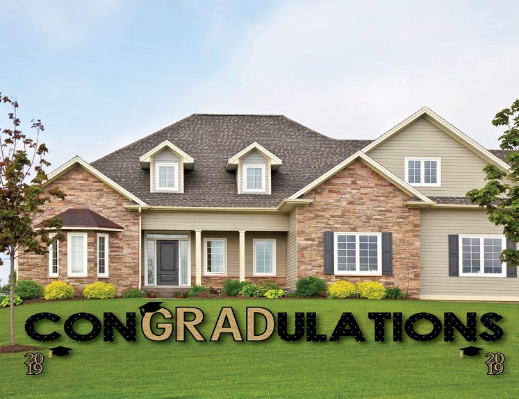 Graduation Party Supplies Up To 25% Off on Amazon!