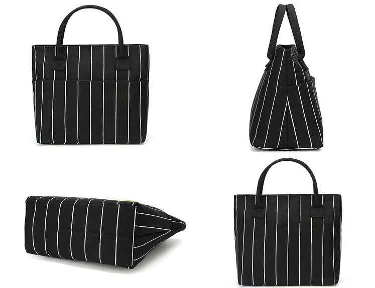 Insulated Lunch Bag Tote by Heymoko $13.99 on Amazon!