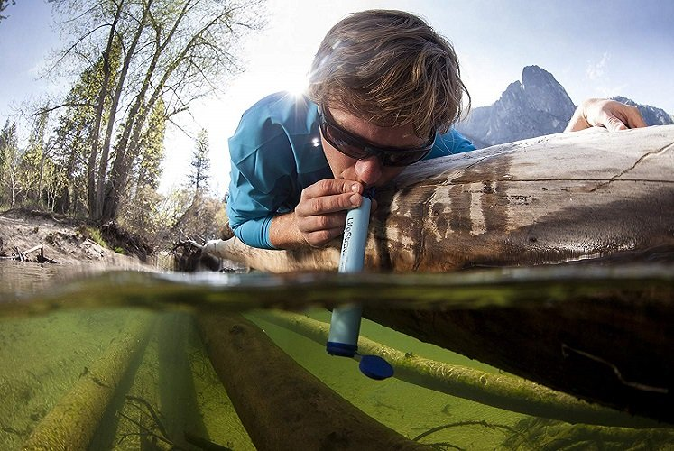LifeStraw Personal Water Filter Just $17.47 on Amazon!