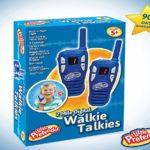 little pretenders walkie talkies