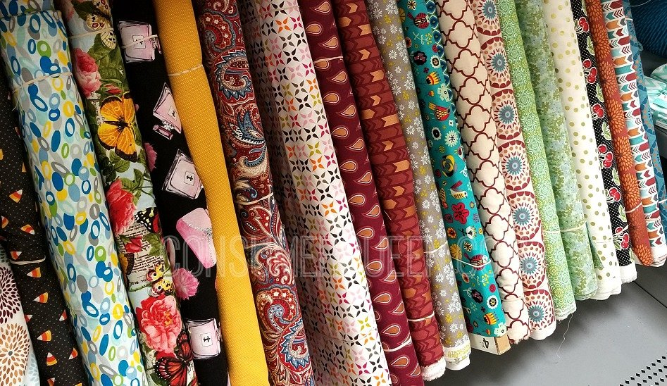 Select Fabric up to 40% Off at Michael's Online Thru Saturday