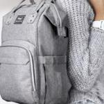 multifunction diaper bag backpack