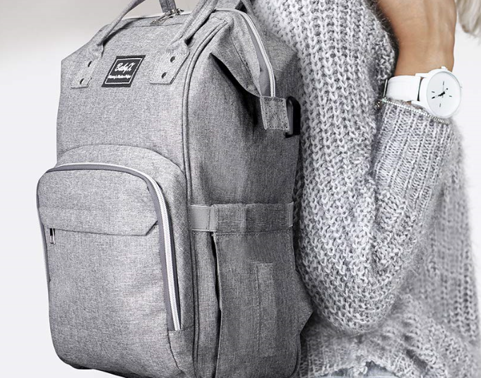 Multifunction Diaper Bag Backpack by BabyX Just $22.99 on Amazon!