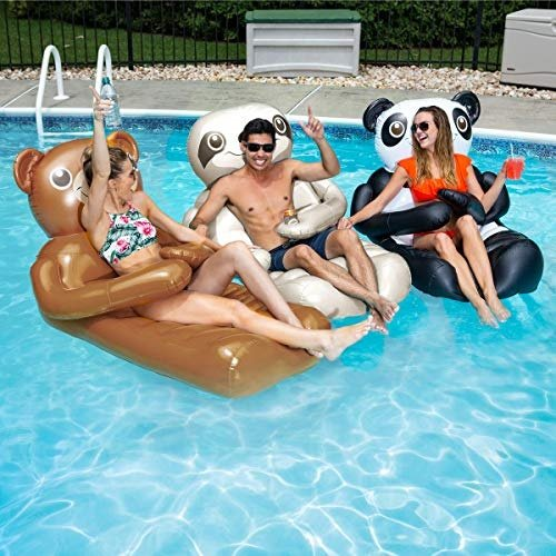 Oversized Pool Lounger – 3 to Choose From $29.75 + Free Shipping!