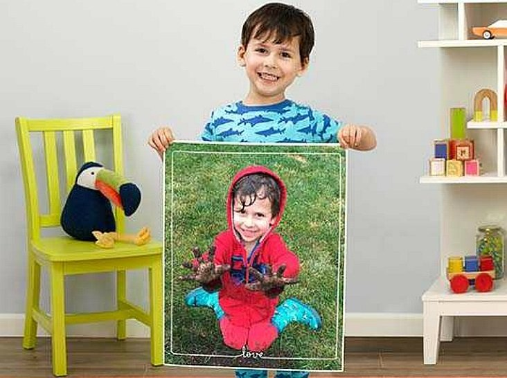Photo Poster (11×14) Only $1.99 at Walgreens (In-Store Pickup)