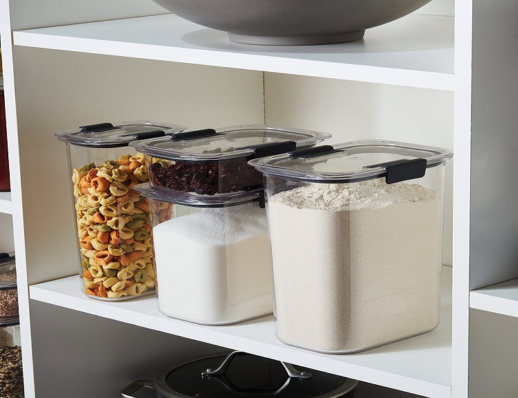 Rubbermaid Brilliance Set – 8 Pieces $36.99 + Free Shipping!