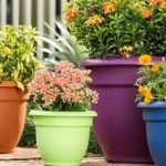 self-watering planters wayfair