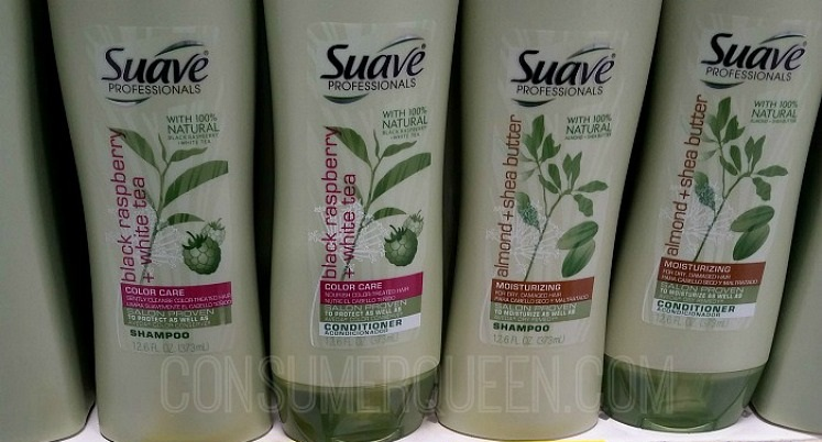 Suave Shampoo Only $1.00 at Homeland/Country Mart