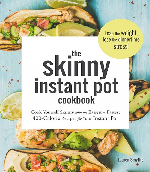 The Skinny Cookbook For Instant Pot Just $17.44 on Amazon!
