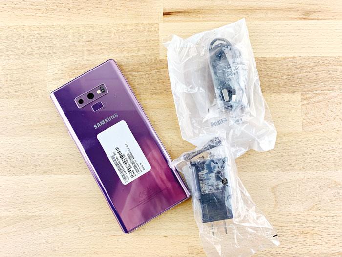 trademore purple phone new