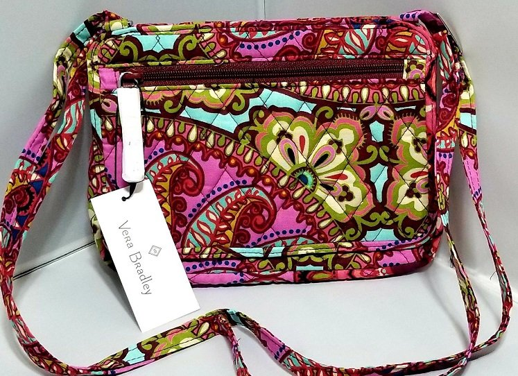 Vera Bradley Petite Crossbody Only $11.90 Shipped (Reg. $48) + More – Today Only