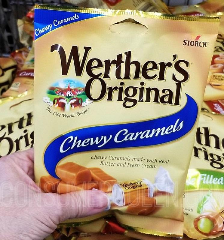 Werthers Original Caramels