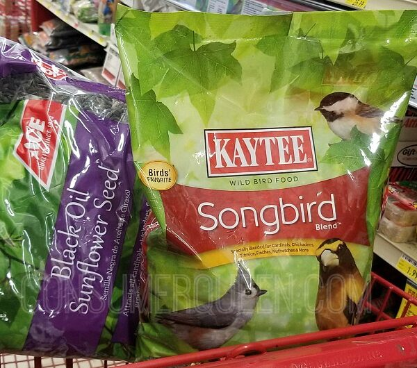 wild bird seed ace hardware
