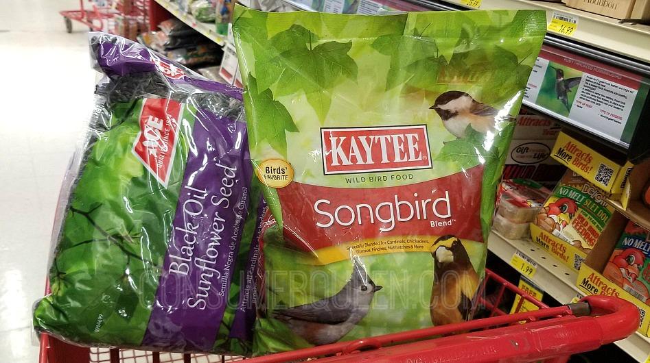 wild bird seed ace hardware