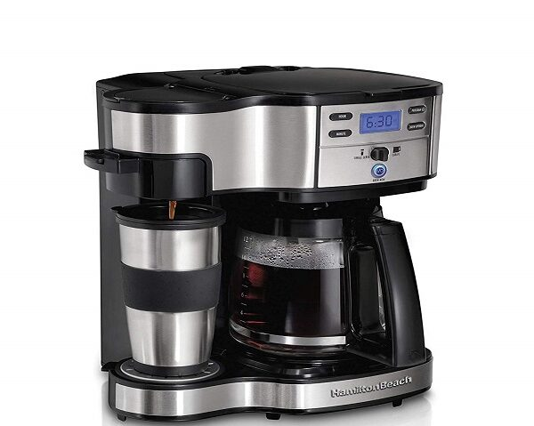 2way brewer coffee maker