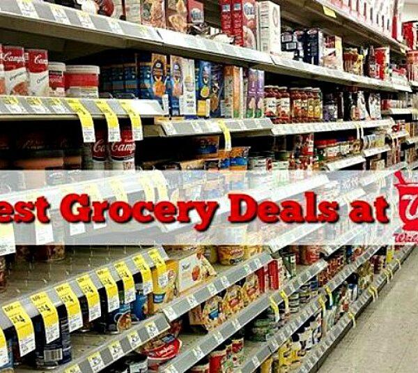 walgreens grocery deals