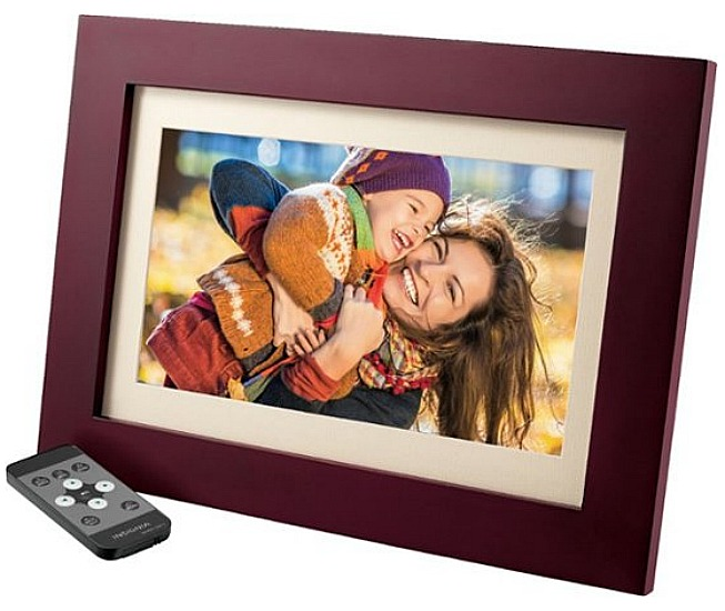 Widescreen LCD Digital Photo Frame Only $44.99 (Reg. $80) Shipped!