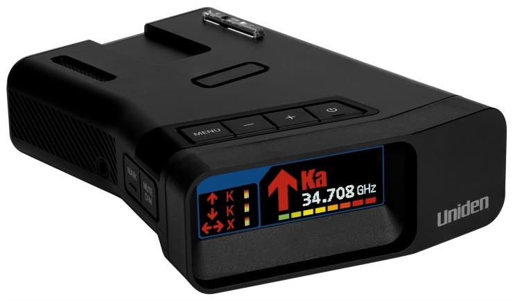 Uniden R7-Radar Detector
