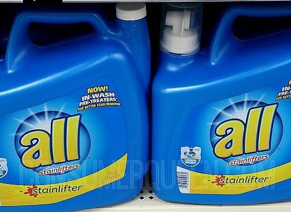 all detergent 94 ounce
