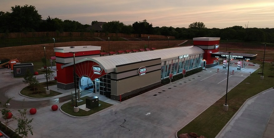FREE Car Wash at Coulter Express ($16 Value) – Edmond & OKC