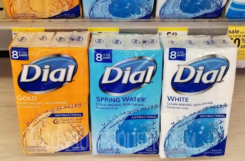 Dial 8 Count Bars Only $1.99 (25¢ per Bar) Next Week at Walgreens