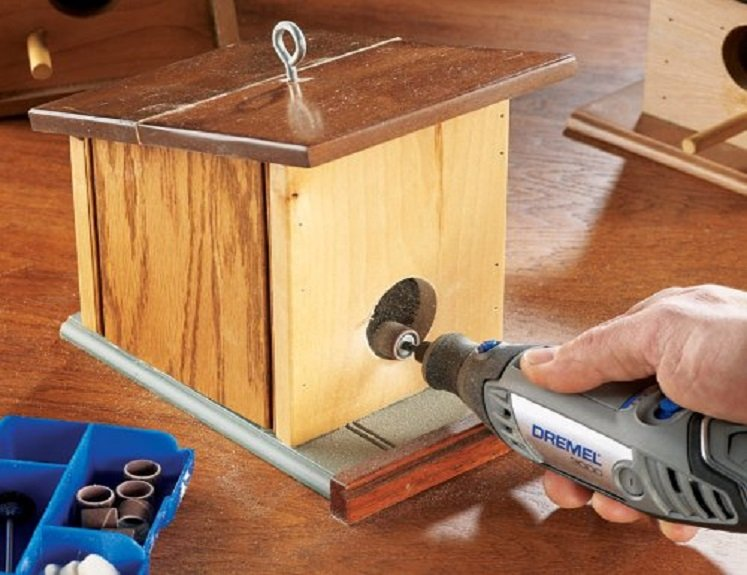 Dremel Rotary Tool with Attachments $44.98(reg. $69.06) + Free Shipping!