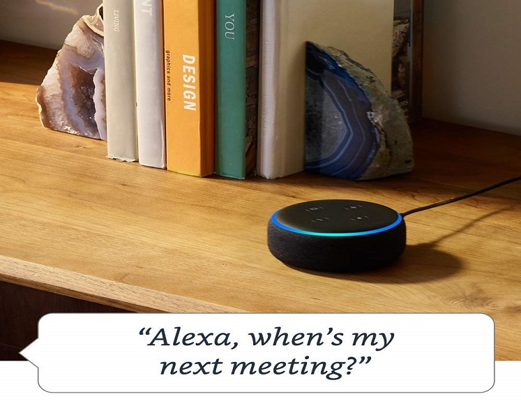 Echo Dot 3rd Generation with Alexa $29.99(reg. $49.99) + Free Shipping!