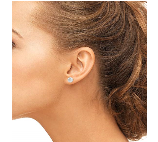 Freshwater Pearl Studs – Perfect for Mother's Day $34.30 + Free Shipping!