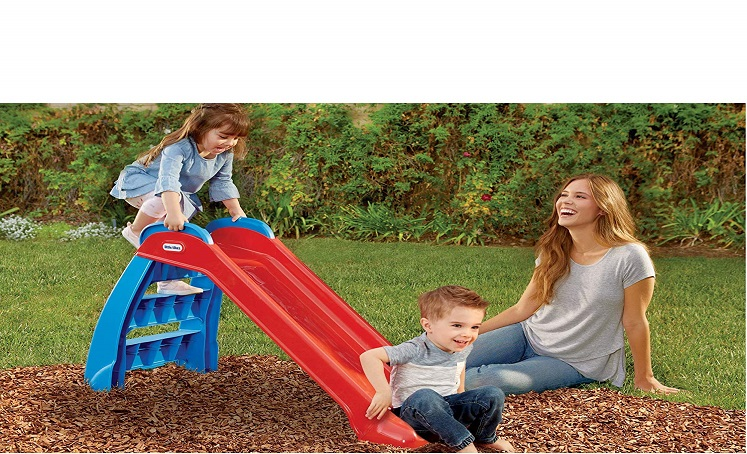 Little Tykes First Slide in Red/Blue $29.97 + Free Shipping!