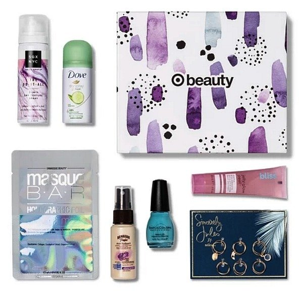 May Target Beauty Box Only $7.00 Each Shipped!
