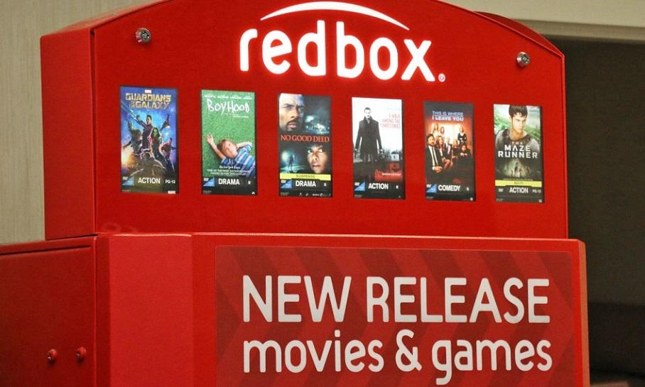 new redbox code