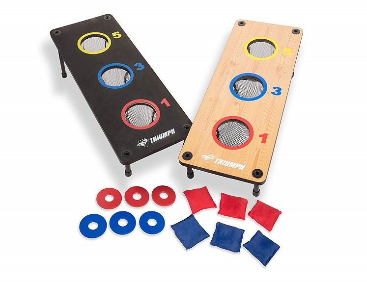 Outdoor Bag Toss Set by Triumph Sports $24.30 on Amazon!