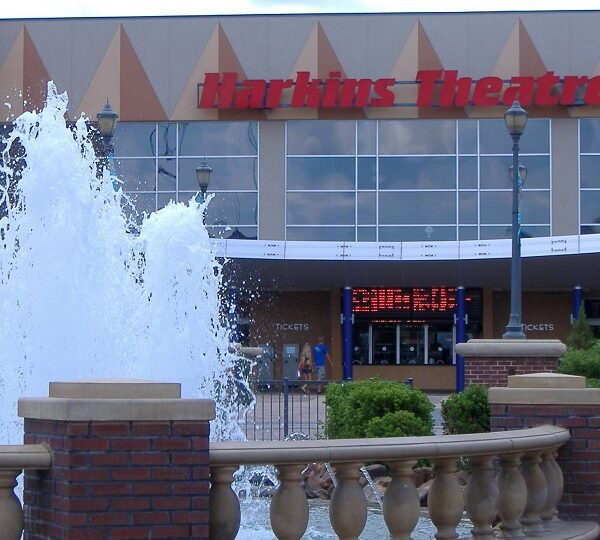 teacher appreciation at harkins theater