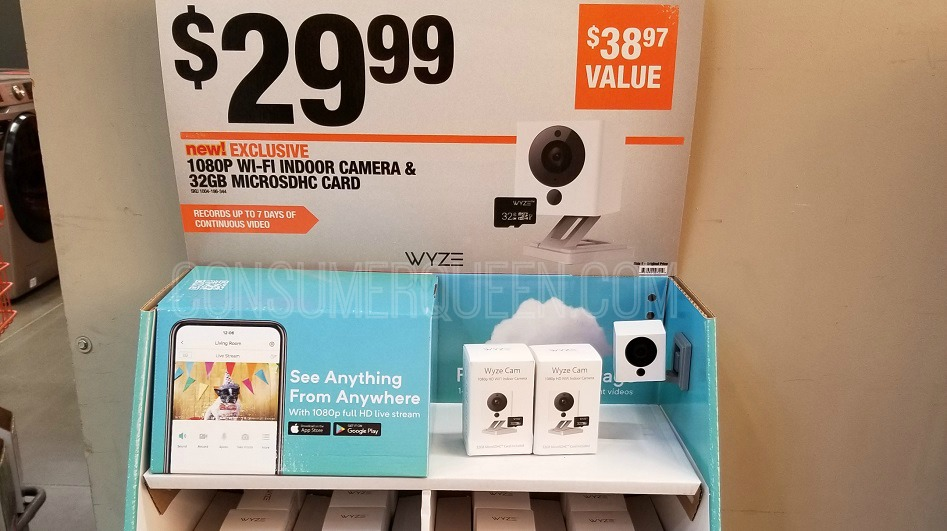 wi-fi indoor camera