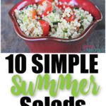 10 Simple Summer Salads