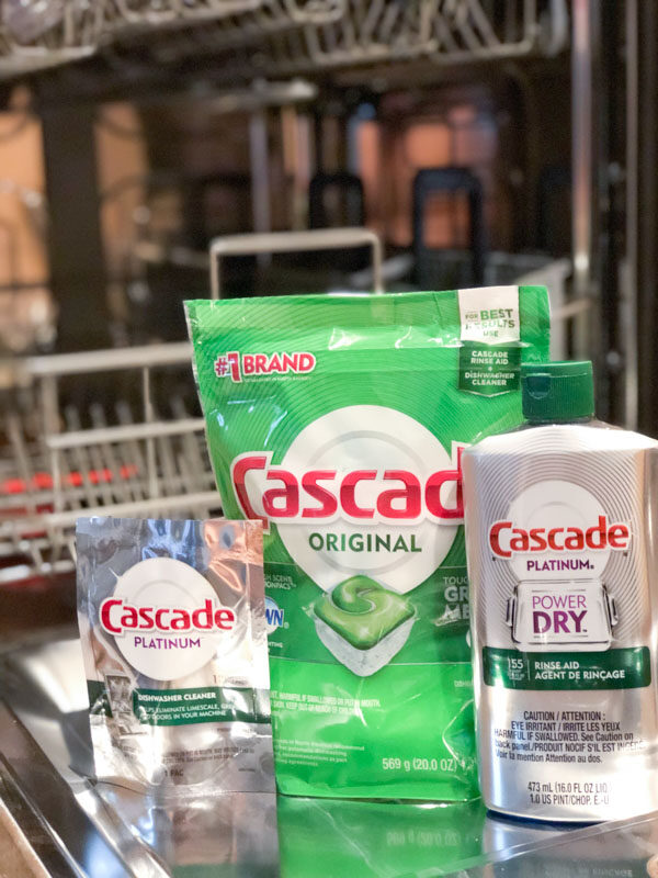 Getting Clean With Cascade