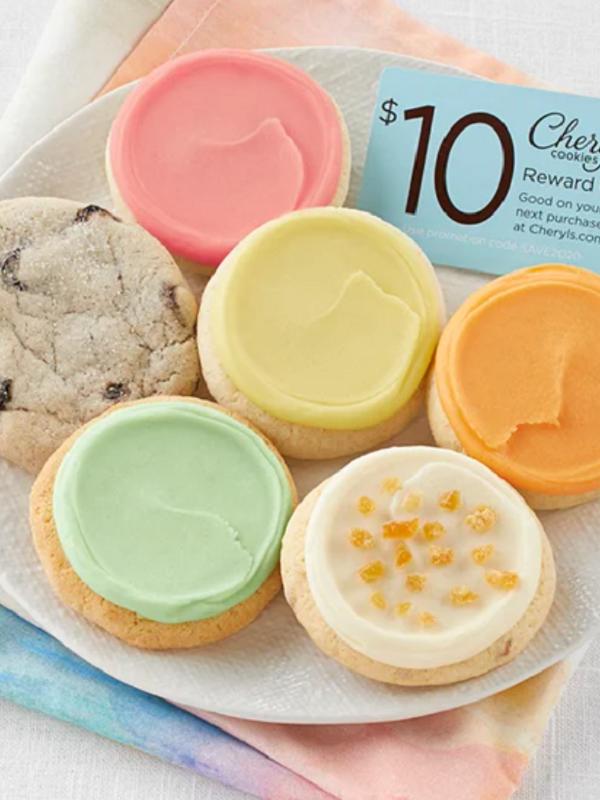 Cheryls Cookies Summertime Sampler