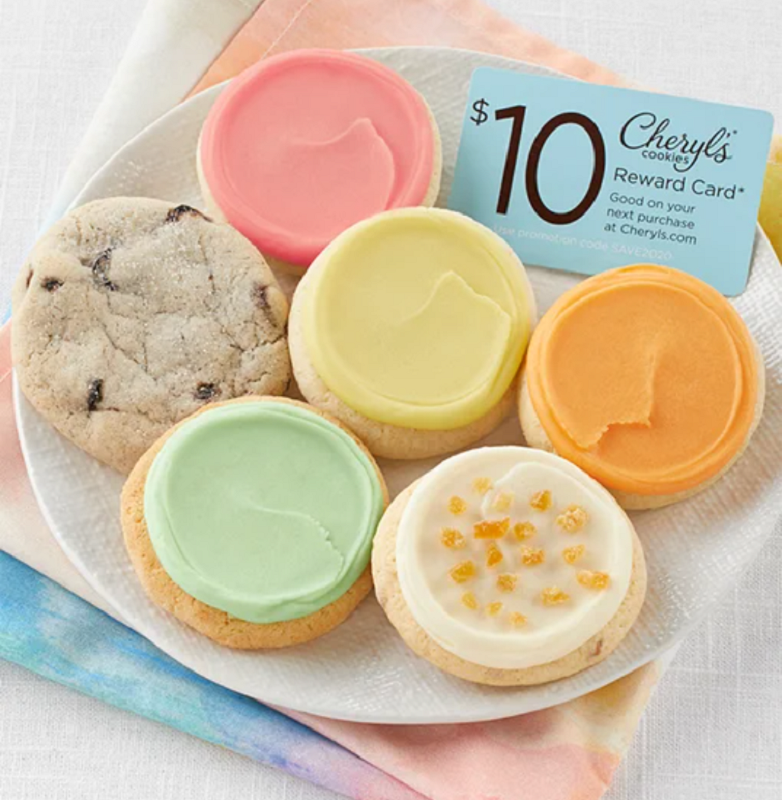 Cheryls Cookies Summertime Sampler