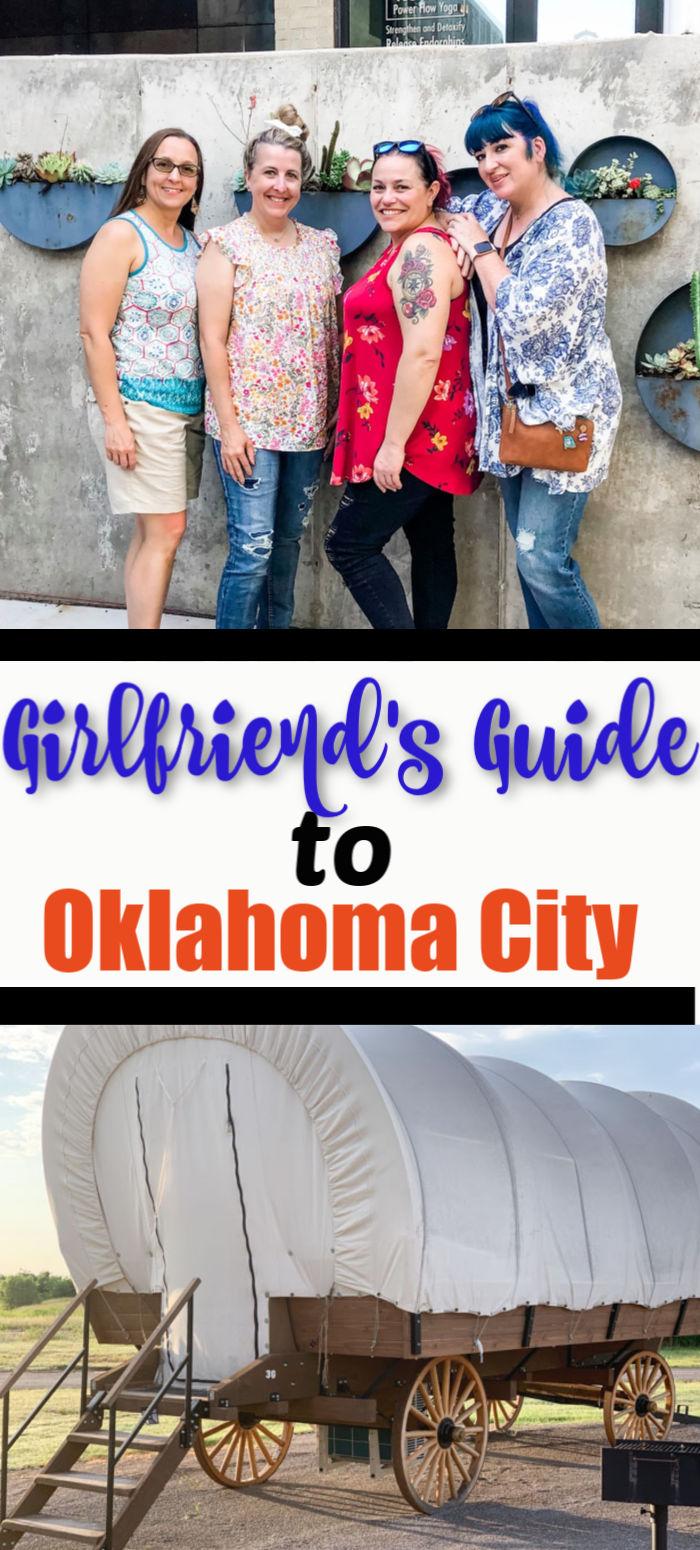Oklahoma City Girlfriend's Getaway