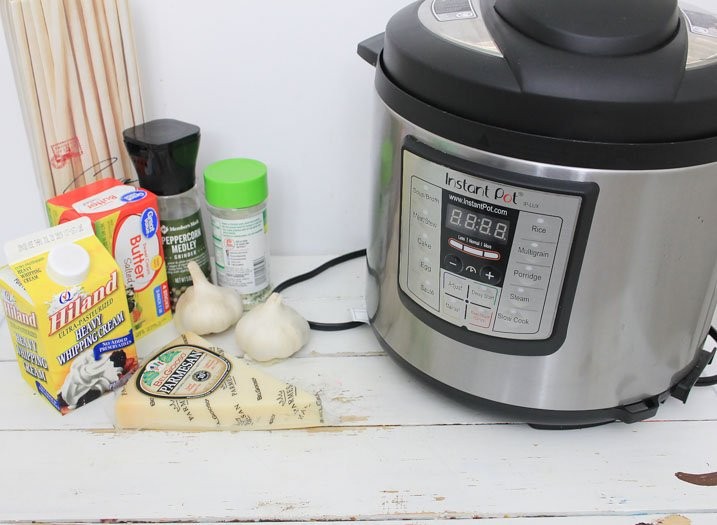 Instant Pot Ingredients