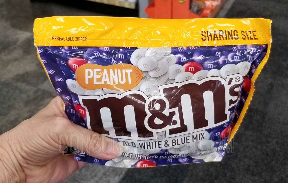 M&M's Chocolate Candies Only $1.50 Per Bag at CVS!