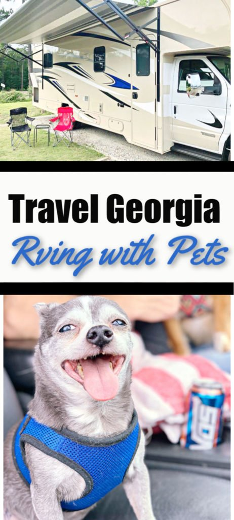 Travel Georgia - RVing with Your Pets