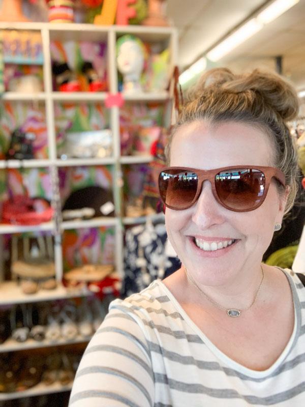 Vintage Sunglasses Oklahoma City Girlfriend's Getaway