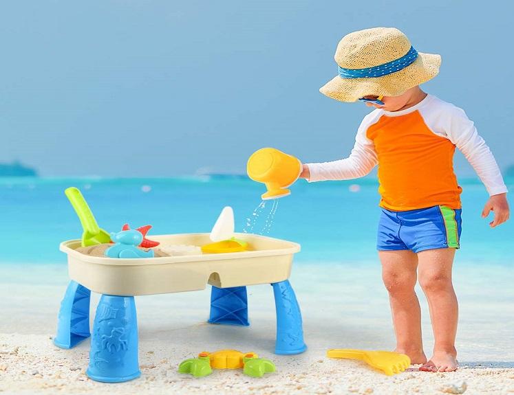activity table beach set